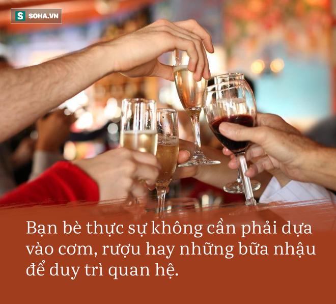 Người đã ở tuổi trung niên, có 3 loại rượu không uống, 3 việc không làm và 3 người không chơi - Ảnh 3.