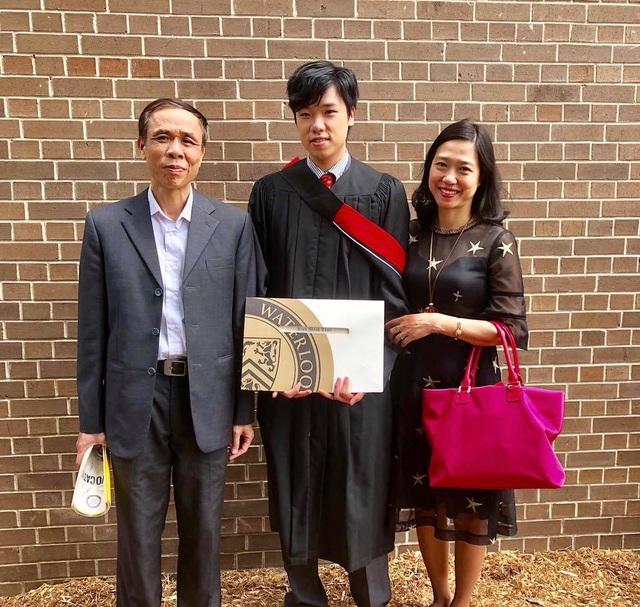 Chàng trai Việt đỗ 4 đại học danh giá Canada, tốt nghiệp thạc sĩ sớm 1 năm - 1