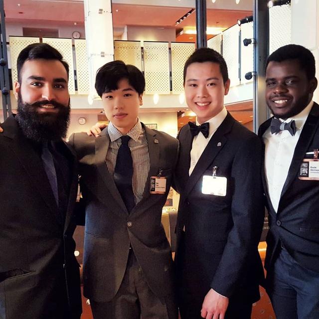Chàng trai Việt đỗ 4 đại học danh giá Canada, tốt nghiệp thạc sĩ sớm 1 năm - 5