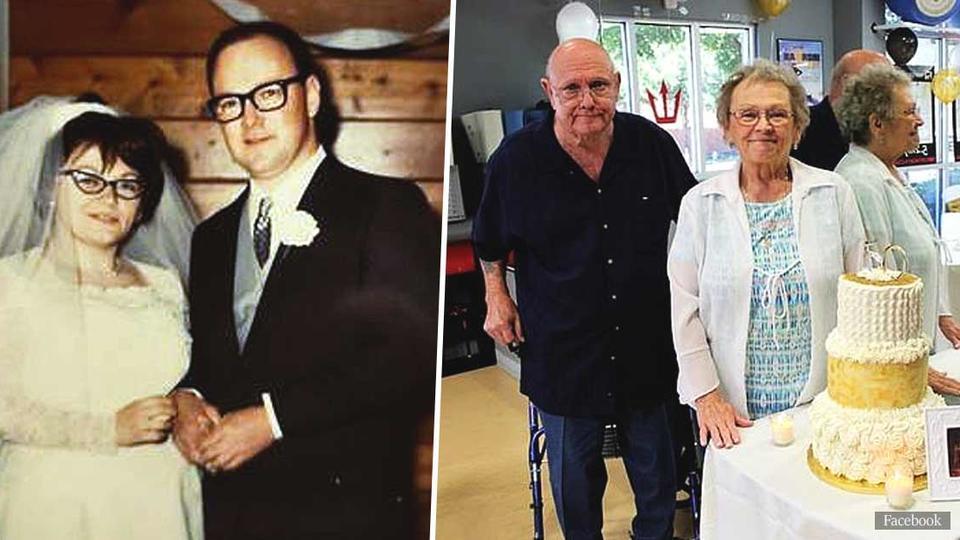 Sau 53 năm kết hôn, cặp vợ chồng cùng nắm tay nhau qua đời vì Covid-19