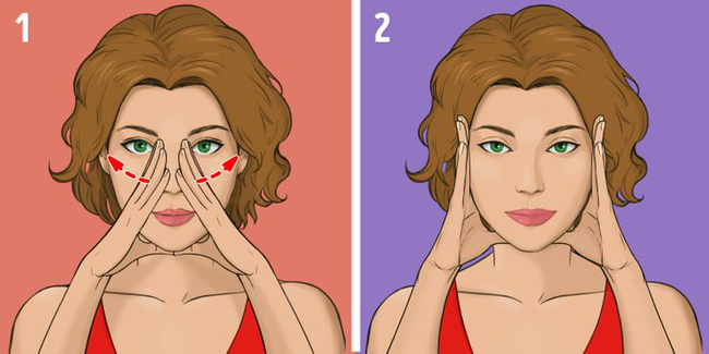 Được coi là phương pháp giúp khuôn mặt trẻ hơn 10 tuổi mà không tốn kém, chị em tiếc gì 5 phút mỗi ngày mà không thực hiện ngay - Ảnh 12.