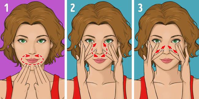 Được coi là phương pháp giúp khuôn mặt trẻ hơn 10 tuổi mà không tốn kém, chị em tiếc gì 5 phút mỗi ngày mà không thực hiện ngay - Ảnh 6.