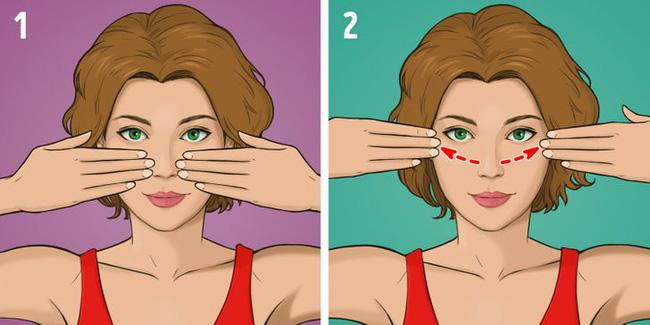 Được coi là phương pháp giúp khuôn mặt trẻ hơn 10 tuổi mà không tốn kém, chị em tiếc gì 5 phút mỗi ngày mà không thực hiện ngay - Ảnh 9.