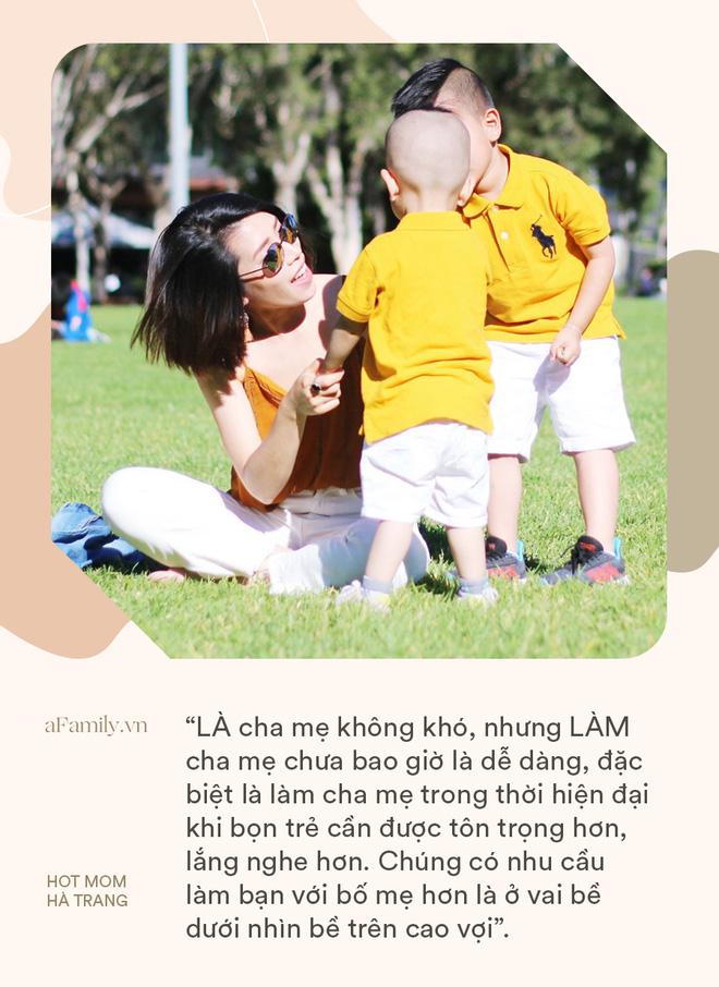 Hot mom Việt sống tại Úc chỉ ra 2 sai lầm cần thay đổi gấp của cha mẹ Việt, đừng để hối tiếc khi con đã lớn lên - Ảnh 2.