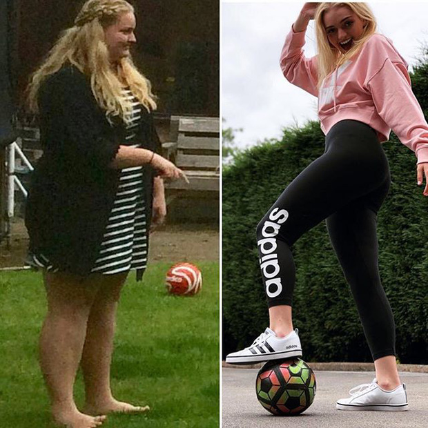 Từ 127kg xuống 63kg, cô gái người Úc chia sẻ bí quyết giảm cân thành công để vứt bỏ những bộ đồ size 2XL - Ảnh 9.