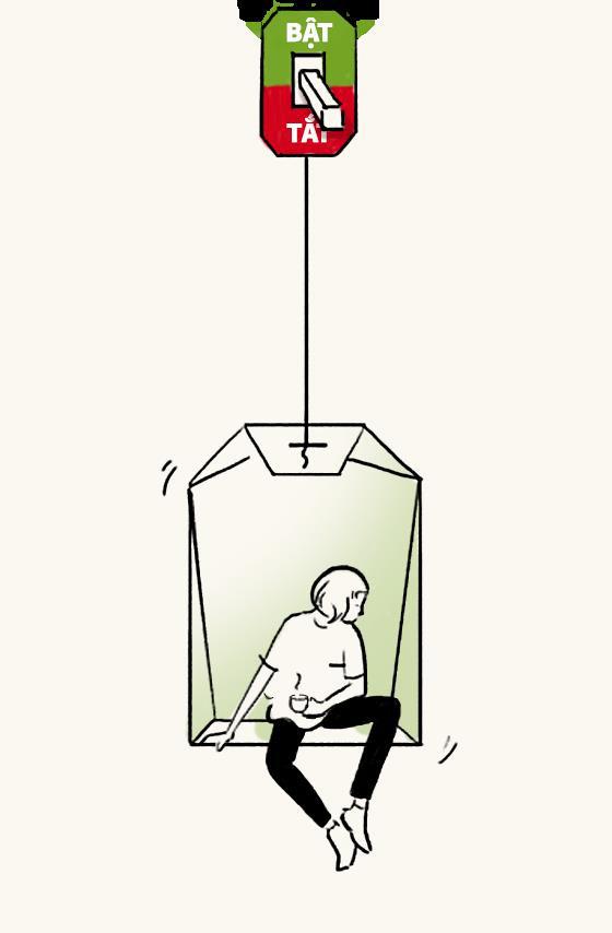 Người hạnh phúc: Thảnh thơi đúng lúc, tất bật khi cần - Ảnh 3.